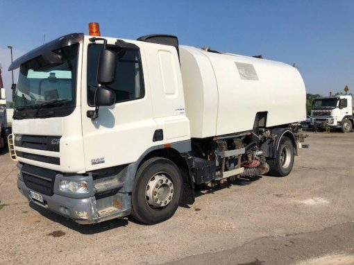 DAF CF 75 – BALAYEUSE OPTIFANT 70 – 82 000€ (HT)